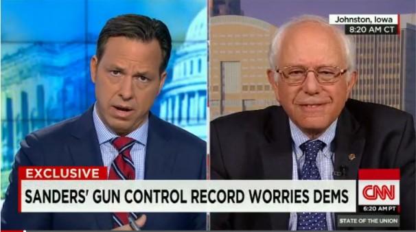 BernieSanders-Guns