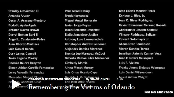 Orlando-Victims
