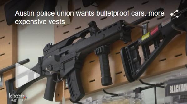 Austin-Police