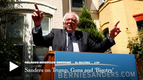 Bernie-Guns-Trump-Bigotry