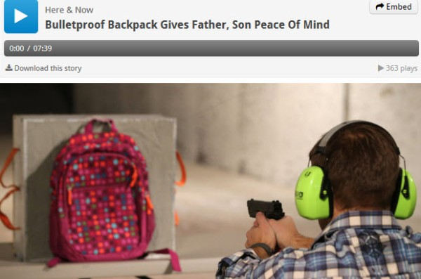 Bulletproof-Backpack