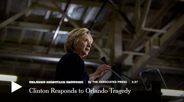 Clinton-Orlando