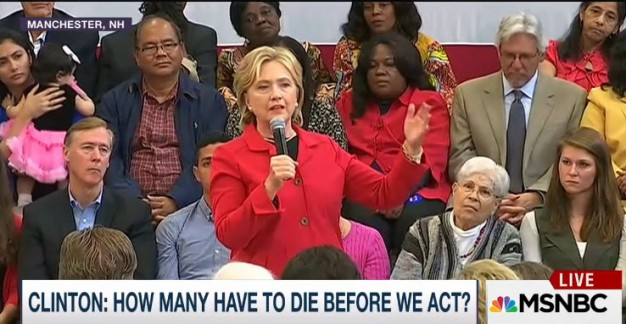 Hillary: How Many Die?