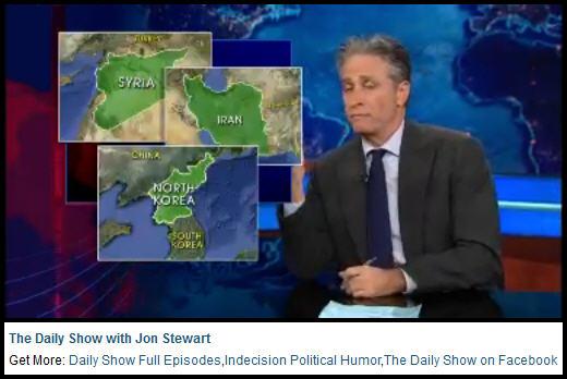 Iran-DPRK-Syria-JonStewart