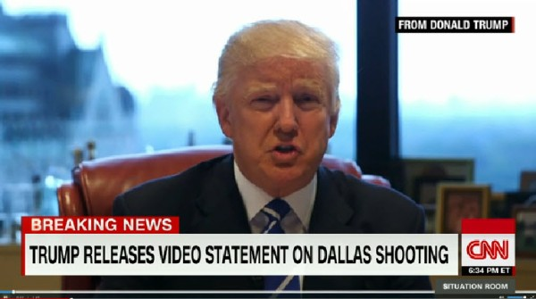Trump-Dallas